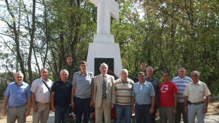 В Выселковском районе вспоминали жертв немецкой оккупации