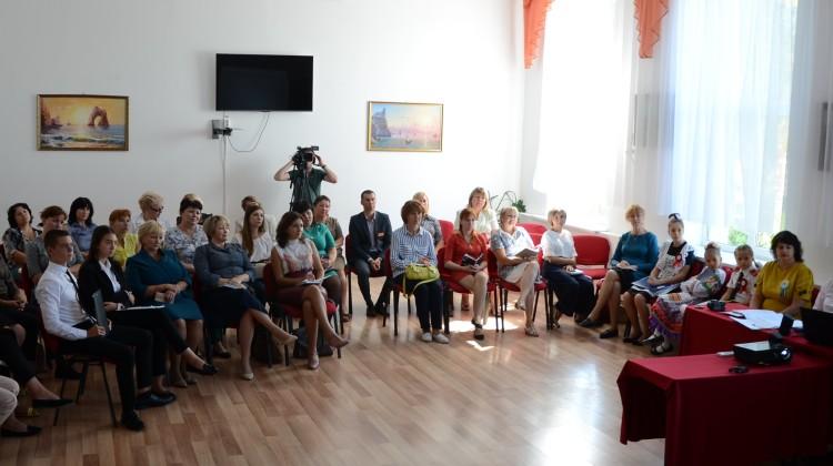 В станице Северской состоялся  модельный семинар «Проектное мышление молодых»