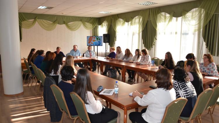 Члены СПЧ оценили проекты студентов и школьников