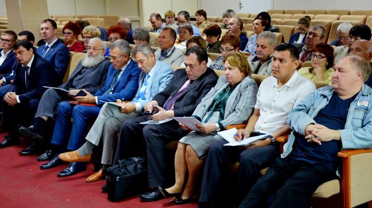 В Сочи представили проект Стратегии развития гражданского общества в Краснодарском крае