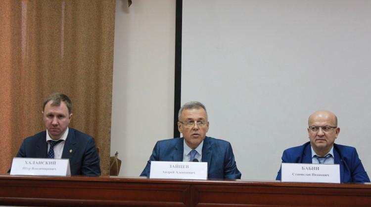 Совет при губернаторе на пленарном заседании начал обсуждение рекомендаций Совета при Президенте