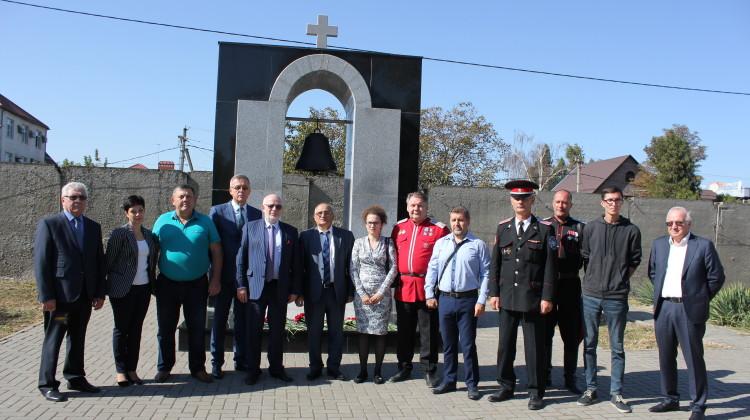 Жители Краснодара вслед за Москвой 30 октября смогут звоном в колокол почтить память жертв репрессий