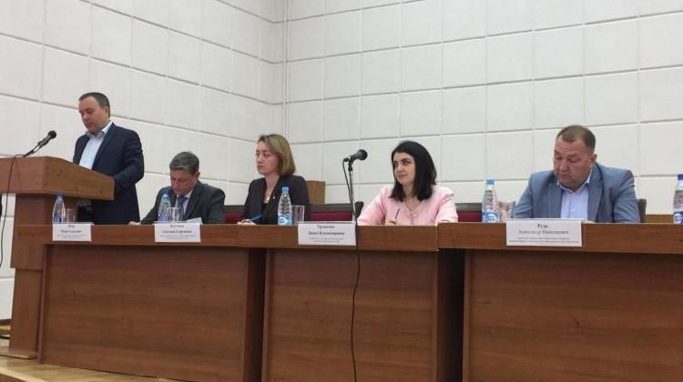 Член  Совета  Владимир Колпаков принял участие в публичных обсуждениях краевой жилищной инспекции