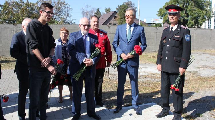 Михаил Федотов: «В Краснодаре должен появиться мемориал жертвам политических репрессий»