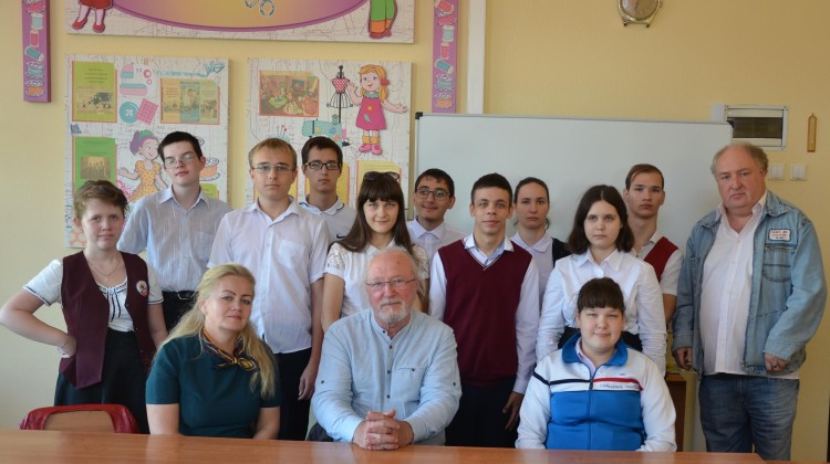 «Умеешь сам, научи другого» – под таким девизом прошёл  мастер-класс в 21 школе Краснодара