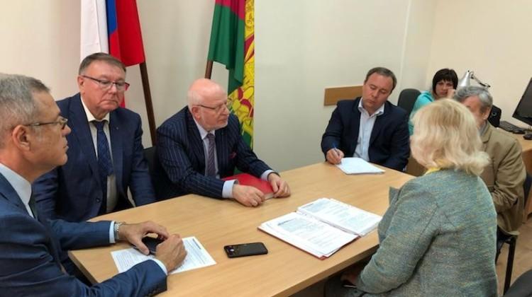 Актуальные вопросы прав человека находятся в фокусе внимания главы СПЧ в ходе рабочей поездки на Кубань