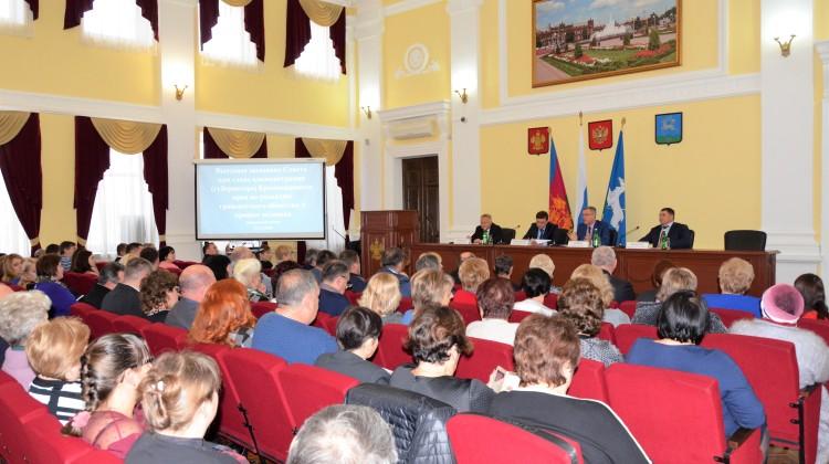 Андрей Зайцев: «Общественники должны быть навигаторами в отношениях между властью и обществом»