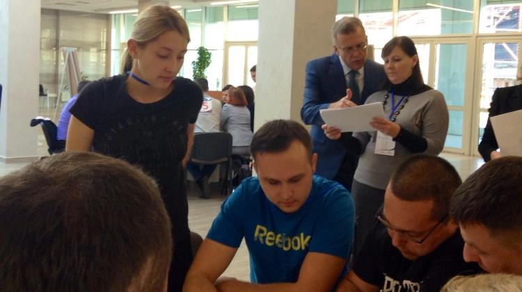 Будущие лидеры Кубани вступили в борьбу в зональном полуфинале