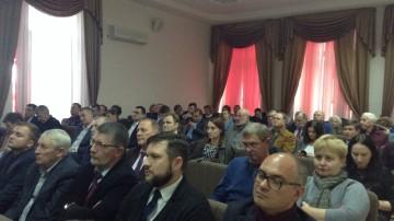 Один из перспективных документов гражданского общества Кубани обсудили сегодня на заседании Совета