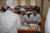 Общественники встретились со студентами в рамках Всемирного дня борьбы против хронической обструктивной болезни легких
