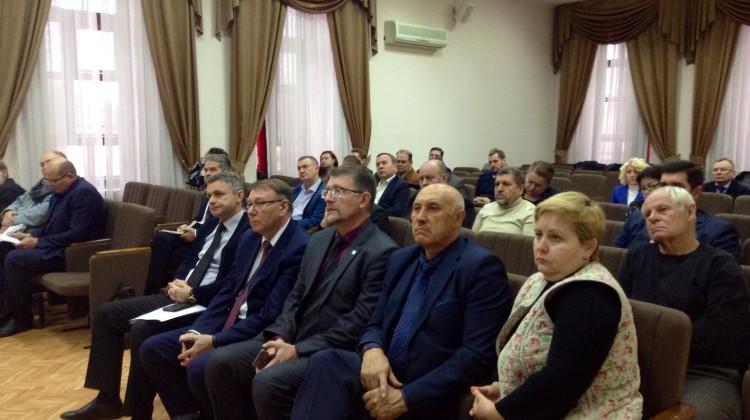 Рабочая группа обсудила Стратегию развития гражданского общества региона