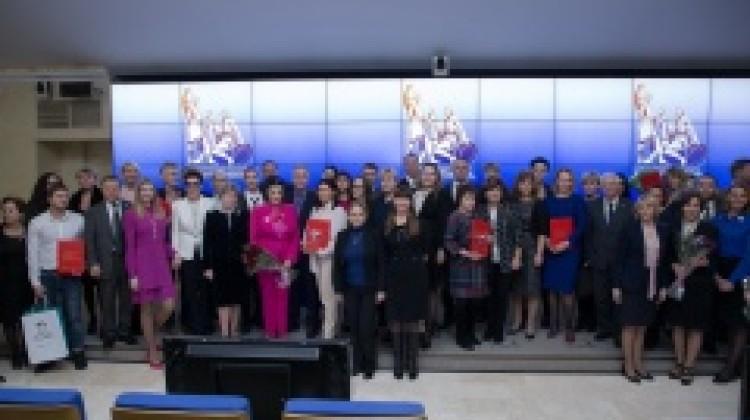 Краснодарскую краевую общественную организацию «Лёгкое дыхание»  наградили в Общественной палате России