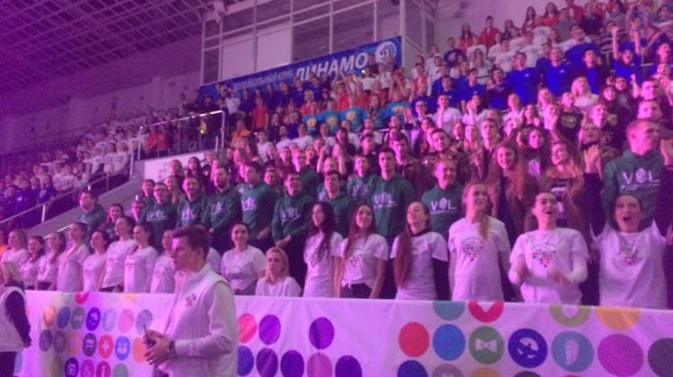 В Краснодаре состоялась торжественная церемония, завершающая Год добровольца