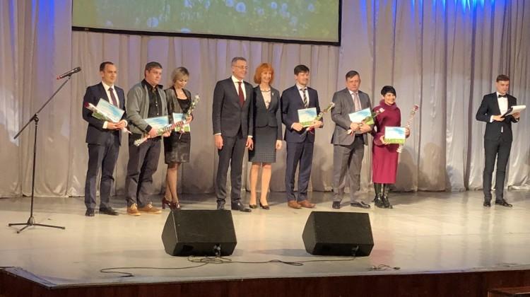 В Краснодаре наградили благотворителей Кубани