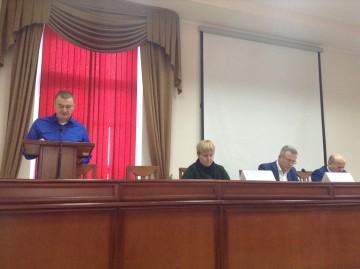 Выступление А. Костылева