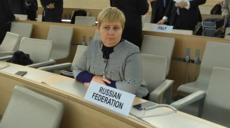Заместитель председателя Совета Ольга Малахова приняла участие в Форуме ООН по вопросам предпринимательской деятельности и правам человека