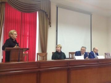 Выступление Н. Назаренко