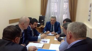В Совете при губернаторе состоялосьрабочее совещание по вопросу реконструкции мемориала в станице Пшехской