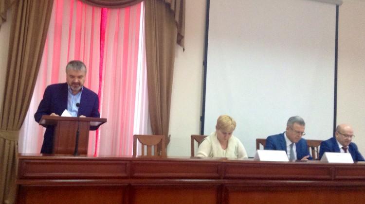 Краевой Совет провел первое заседание в наступившем году