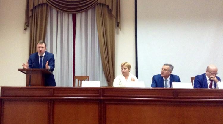 В Совете состоялось расширенное заседание Рабочей группы по разработкепроектаСтратегии развития гражданского общества