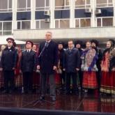 Выступление А.А. Зайцева
