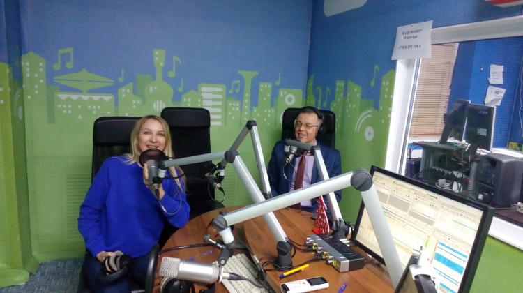 Андрей Зайцев стал гостем программы «Та еще тема»