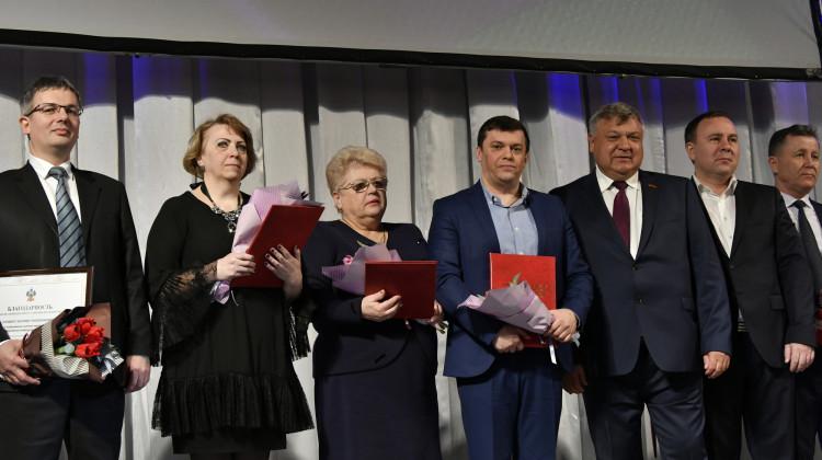 Член краевого Совета Владимир Колпаков удостоен благодарности Законодательного Собрания Краснодарского края