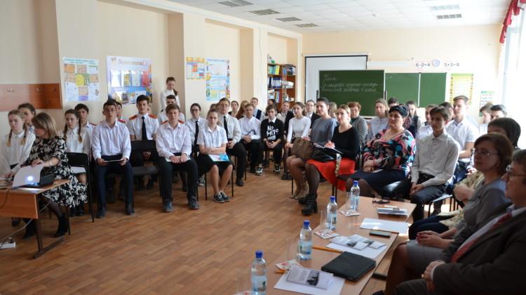Члены Совета приняли участие в фестивале «Проектное мышление молодых»