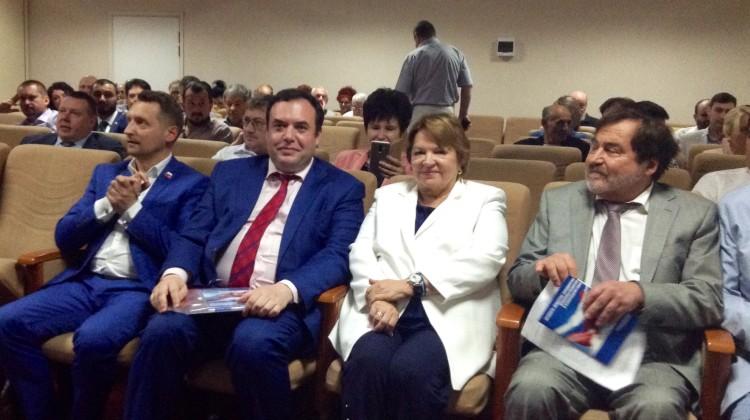 В Сочи проходит 35 сессия Адлерских чтений