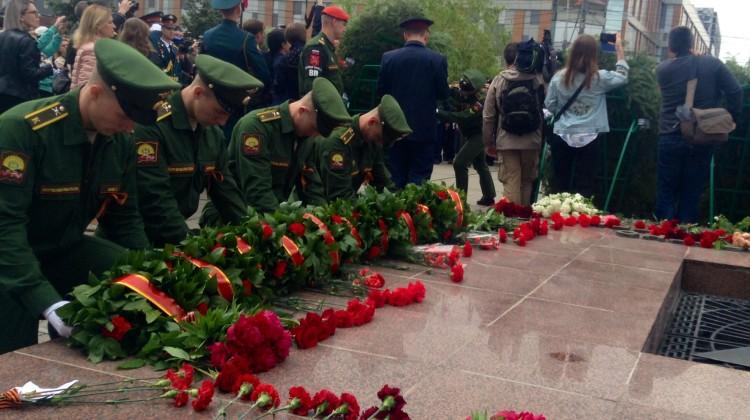 Кубань отмечает 74-ю годовщину Великой Победы