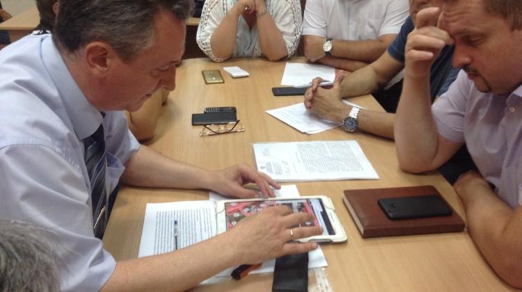 В Совете озвучены ответы на наиболее проблемные вопросы микрорайона Гидростроителей