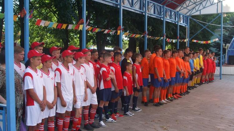 Михаил Джурило стал гостем турнира по мини-футболу для детей-сирот