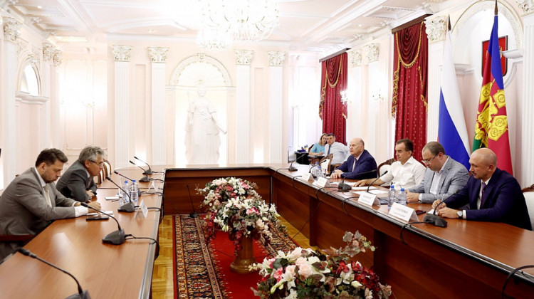 К 1 сентября на Кубани запустят четыре опорных школы РАН
