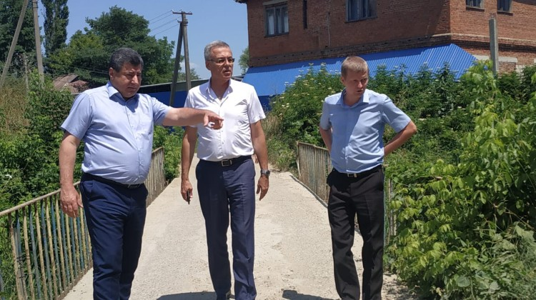 Расширенное выездное заседание Совета состоялось в Северском районе 5 июля