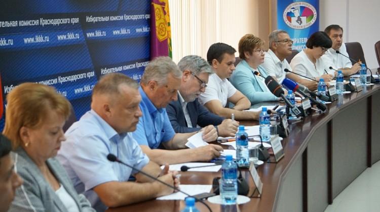 В Краснодарском крае сформирована Мониторинговая группа общественного контроля на выборах