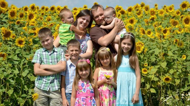 На Кубани будут выдавать удостоверение многодетных семей