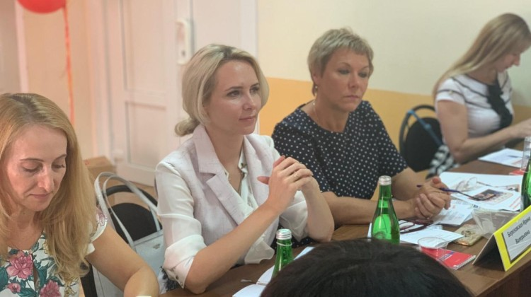 Член Совета Ирина Петрова рассказала о старте второго этапа реализации программы для людей старшего возраста