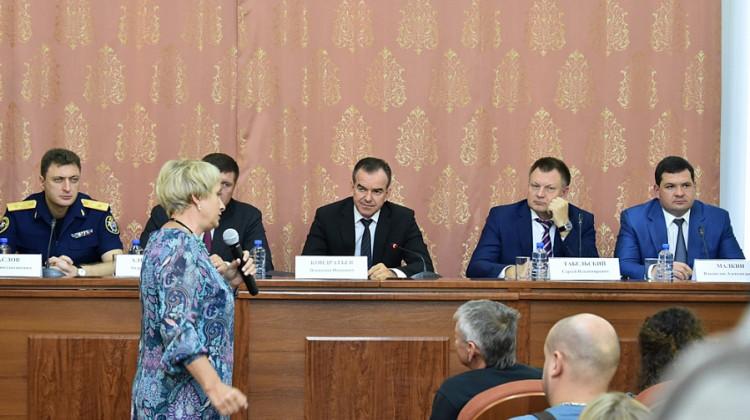 Благодаря поддержке федерации на Кубани завершат 29 инвестиционно непривлекательных долгостроев