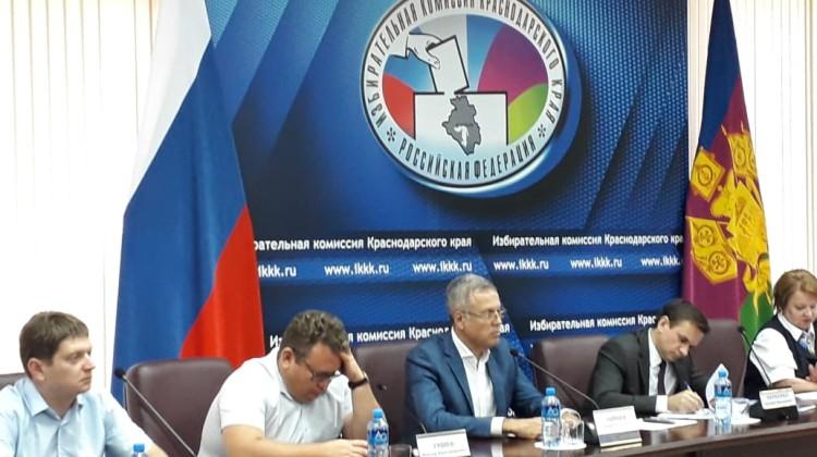 Андрей Зайцев: во второй половине дня явка на избирательных участках повысилась