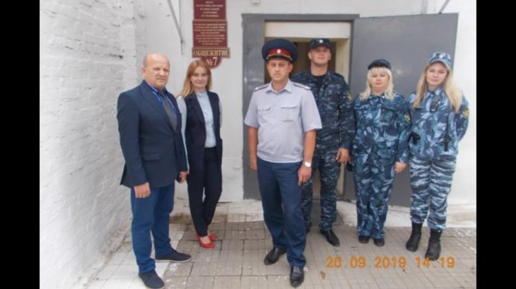 Станислав Бабин посетил реабилитационный центр «Аврора»