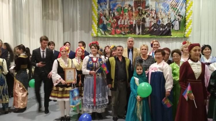 Искусство без границ: в Краснодаре завершился 18-й фестиваль национальных культур