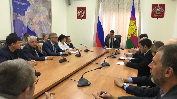 Эксперты определились с критериями конкурса «Лидеры Кубани – движение вверх!»