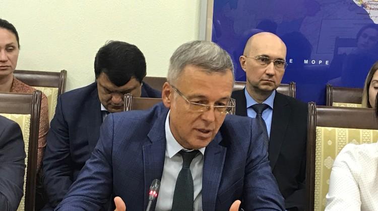 Состоялось заседание экспертного совета конкурса «Лидеры Кубани – движение вверх»