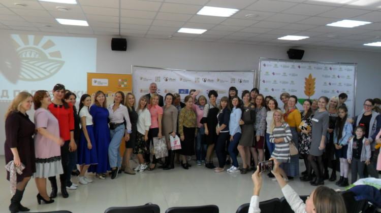 Михаил Джурило стал почетным гостем федерального проекта для матерей