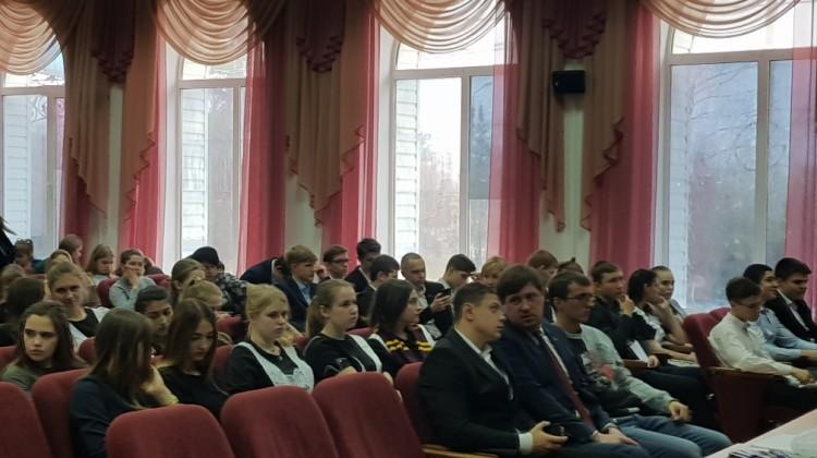 Станислав Бабин рассказал студентам о личном опыте ведения бизнеса