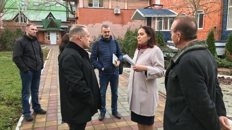 Кубанские общественники и краевой омбудсмен посетили лицей Щетинина (ВИДЕО)