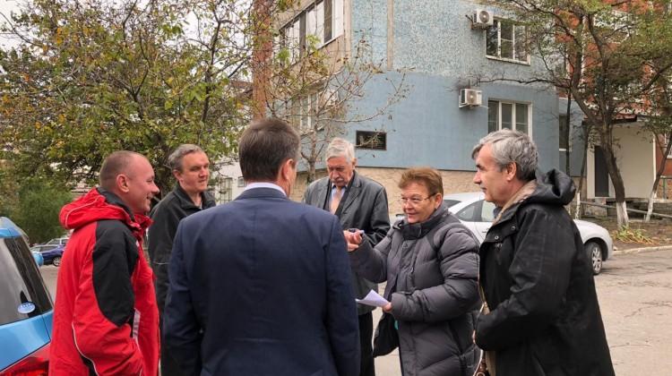 Ход выполнения рекомендаций федерального СПЧ и обращений граждан проверили члены Совета в Новороссийске