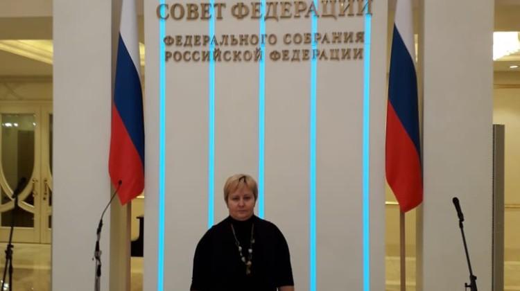 Ольга Малахова приняла участие в образовательно-кадровом форуме «Траектория развития»