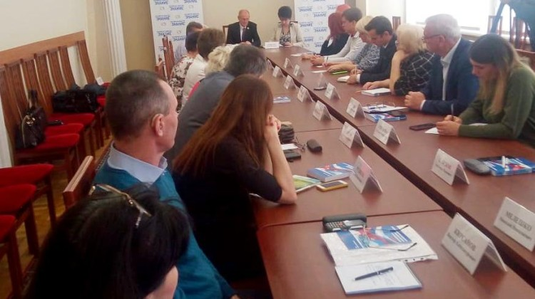 Итоговый «круглый стол» по разработке Стратегии развития гражданского общества состоялся в Краснодаре