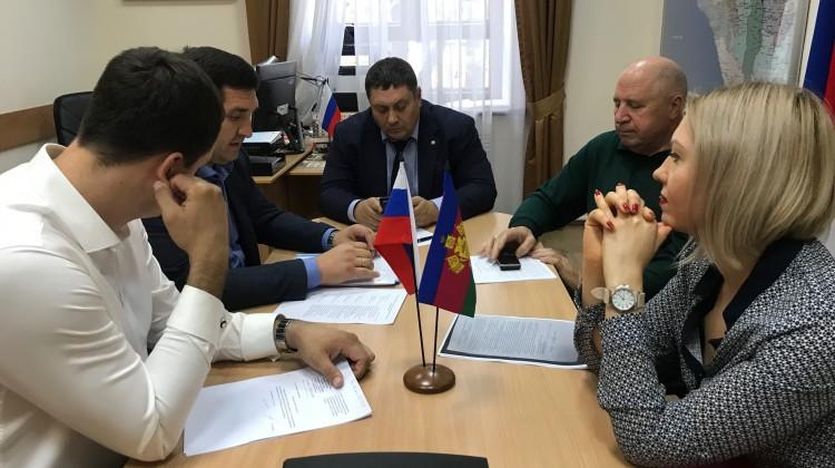 Обращение жителей станицы Васюринской рассмотрели в Совете